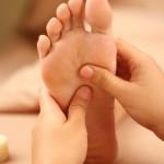 プランチュールの足裏リフレでわかる体調と心のエネルギー紫色の足編